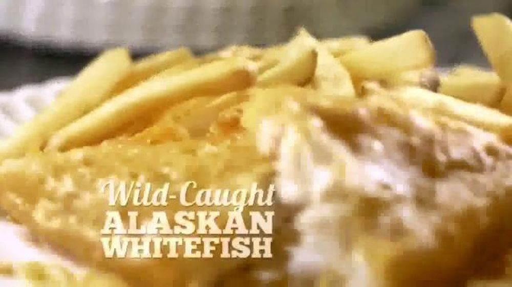 Long john silver 39 s fish and fries tv spot 39 we insist for Long john silvers fish