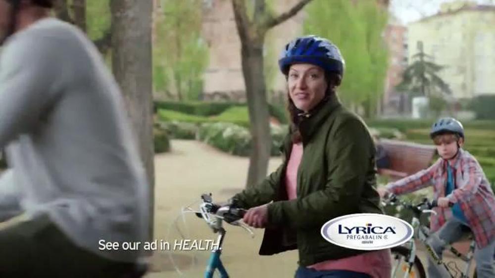 Lyrica TV Spot, 'Go-to Person'