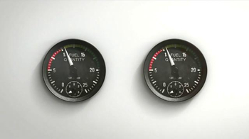 General Electric: Spot the Difference: Fuel Gauge