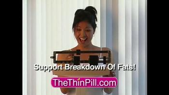 The Thin Pill TV Spot, 'No Heavy Lifting'