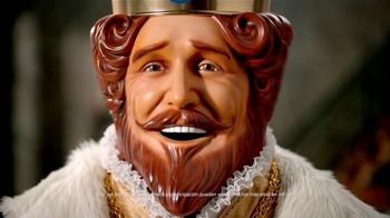 Burger King Chicken Nuggets TV Spot, 'Sonrisa' [Spanish] thumbnail