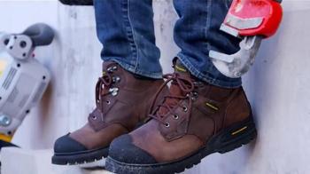SKECHERS Work Footwear TV Spot, 'Safety Toe Work Division'