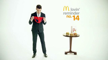 McDonald's Sirloin Third Pound Burgers TV Spot, 'Tongs' Ft. Max Greenfield
