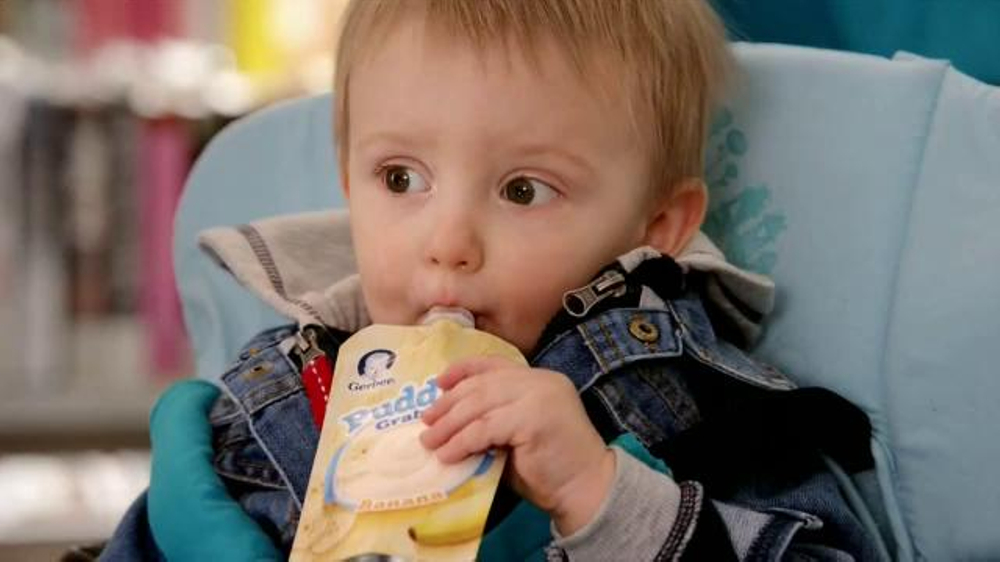 Gerber Baby Food Commercials