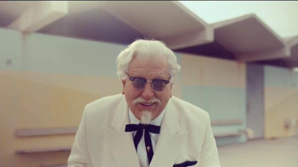 Kfc tv commercial ask any lifeguard featuring darrell hammond