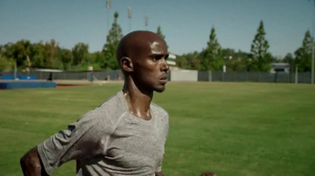 Nike TV Spot, 'Mo on the Fly' Featuring Mo Farah thumbnail