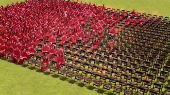 Brandman University Move Up Scholarship TV Spot, 'Graduation'