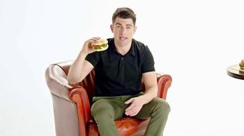 McDonald's Sirloin Third Pounder TV Spot, 'Regret' Featuring Max Greenfield thumbnail