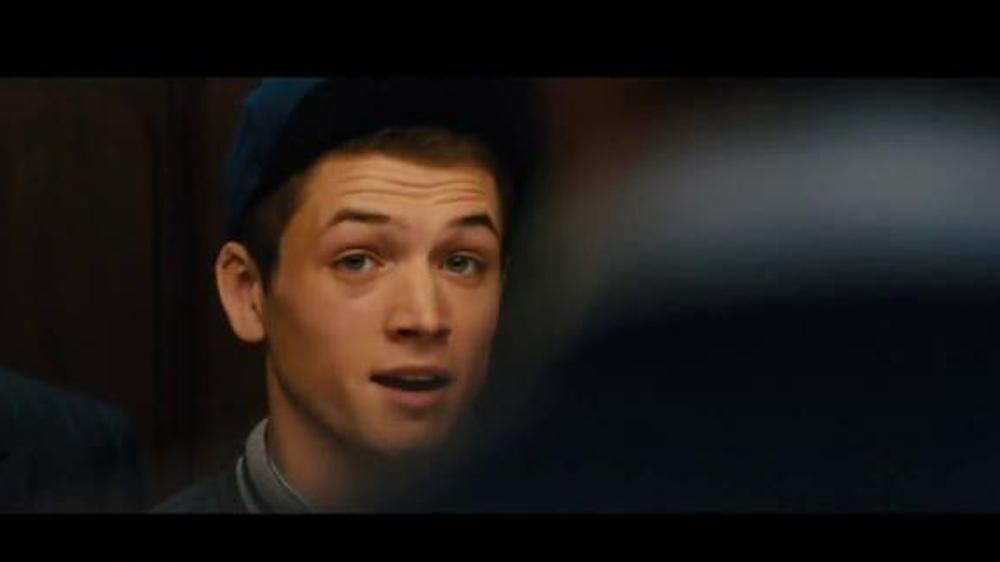 Kingsman: The Secret Service Blu-ray TV Spot thumbnail
