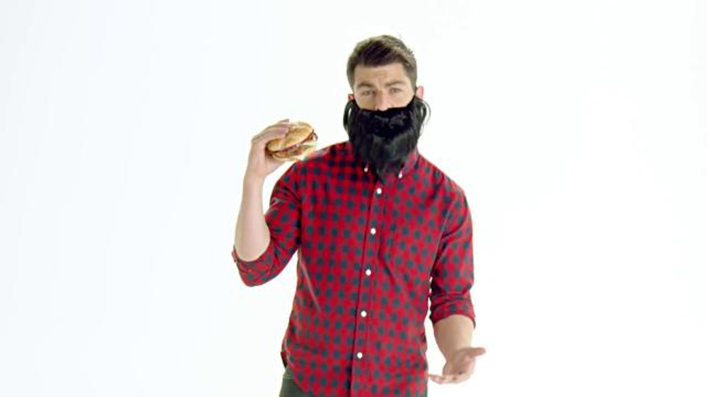 McDonald's Sirloin Third Pound Burgers TV Spot, 'Beard' Ft ...