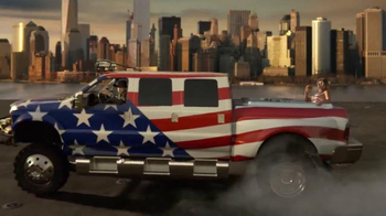 Carl's Jr.: Because America