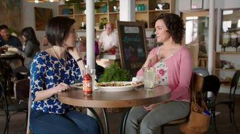 Alka-Seltzer Heartburn Relief Chews TV Spot, 'Fireman in the Cafe'