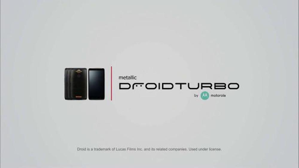 Verizon Metallic Droid Turbo TV Spot, 'Win-Win-Win' thumbnail