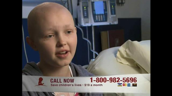 St. Jude Children's Research Hospital TV Spot, 'Every Minute Counts'
