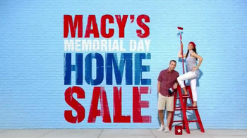 Macy's Memorial Day Home Sale TV Spot, 'Blenders, Juicers and Toasters' thumbnail