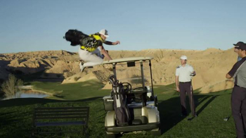 Ogio Silencer Club Protection System TV Spot, 'Running With Clubs'