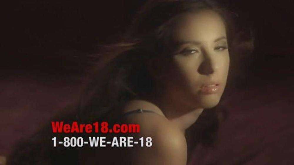 Nightline personals comercial actress