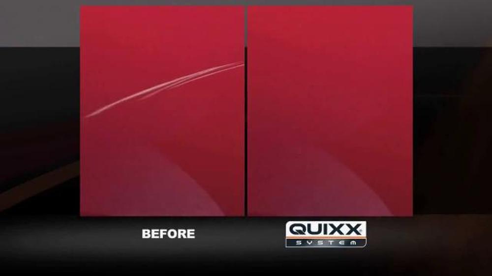 quixx paint scratch remover instructions