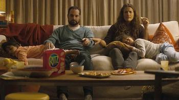 Ritz Crackers TV Spot, 'La Película de las Ardillitas' [Spanish]
