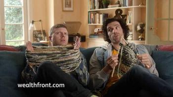 Wealthfront TV Spot, 'Knitting'