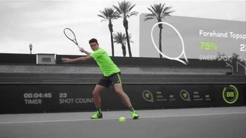 Tennis Warehouse TV Spot, 'Zepp Analysis'