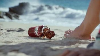Dr Pepper TV Spot, 'One of a Kind Crab Shell'