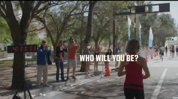 Dick's Sporting Goods: Push Through: Who Will You Be