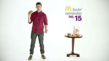 McDonald's Sirloin Third Pounders TV Spot, 'Peppercorn' Ft. Max Greenfield
