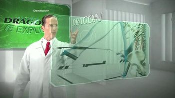 Dragon Pain Relief Cream TV Spot, 'Pomada Dragon' [Spanish]