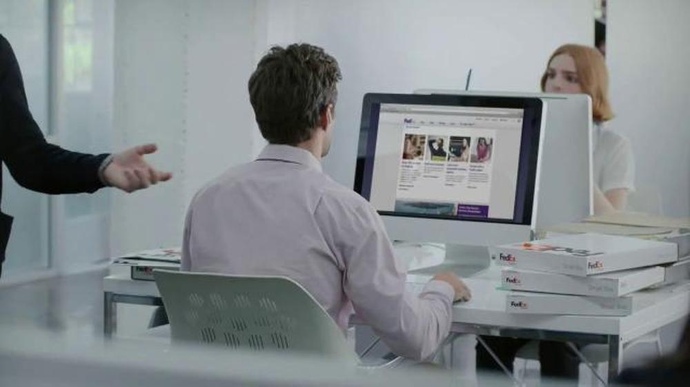 Fedex business plans