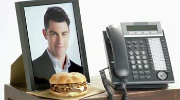 McDonald's Third Pound Burger TV Spot, 'Phone' Feat. Max Greenfield thumbnail