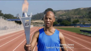 Special Olympics Unified Relay TV Spot, 'Trade' Featuring Kenny Jones thumbnail