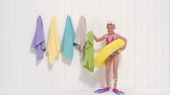 JCPenney Home Sale TV Spot, 'Make a Splash in Your Space'
