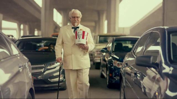 KFC TV Spot, 'Bucket in My Hand' Featuring Darrell Hammond