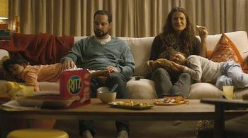 Ritz Crackers TV Spot, 'Cartoon Squirrel Movie'