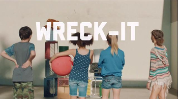 Capri Sun TV Spot, 'Wreck-It Ball'