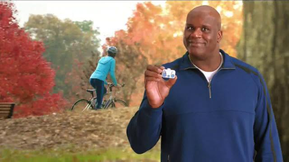 Icy Hot Smart Relief TV Spot, 'People Talking' Featuring Shaquille O'Neal