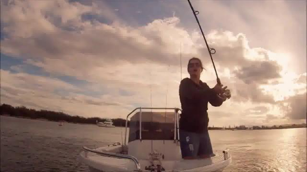 Take me fishing tv commercial 39 first catch 39 for Take me fishing