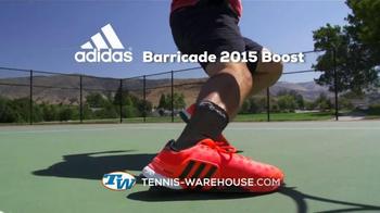 Tennis Warehouse TV Spot, 'First Tennis Shoe'