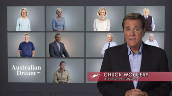 Australian Dream TV Spot, 'The Faces of Arthritis' Featuring Chuck Woolery