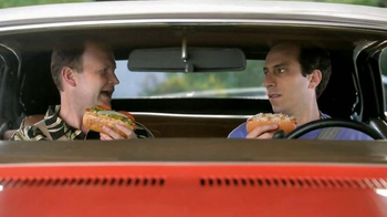 Sonic Drive-In Hot Dogs TV Spot, 'Favorite Hot Dog'