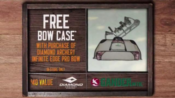 Gander Mountain TV Spot, 'Bow Case, Chairs and Camera'