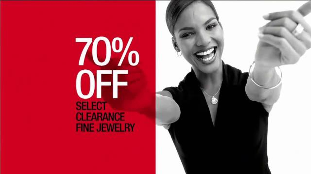 Macy 39 s semi annual clearance sale tv commercial 39 summer for Macy s jewelry clearance
