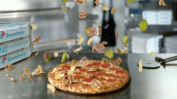 Domino's TV Spot, 'Pizza Without the Gimmicks'