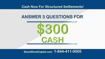 Stone Street Capital TV Spot, 'Structured Settlements'