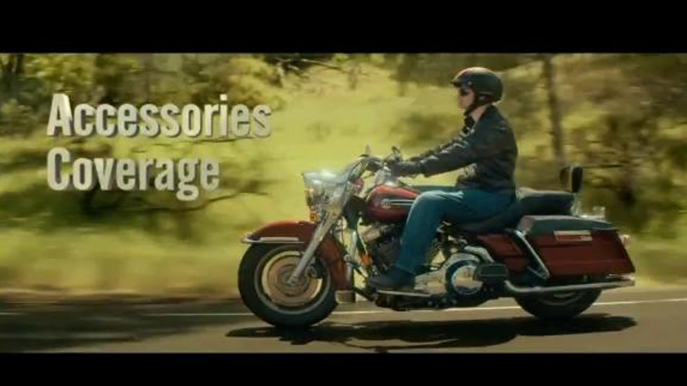 GEICO Motorcycle TV Spot, 'Great Rides'