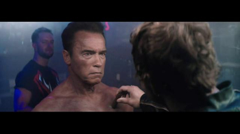 2K Games: Arnold as the Terminator