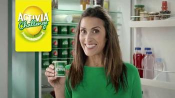 Activia Challenge TV Spot, 'Problemas digestivos' [Spanish]