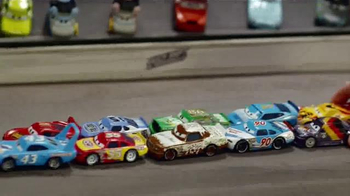 Cars Diecast Car Collection TV Spot thumbnail