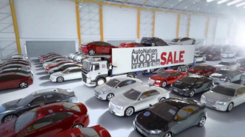 AutoNation Model Year End Sale TV Spot, 'The Difference' thumbnail